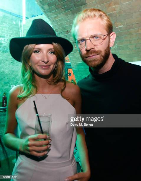 Millie Mackintosh and Alistair Guy at the official UK launch of blu eCigs the premier global electronic cigarette and the start of the brand's...