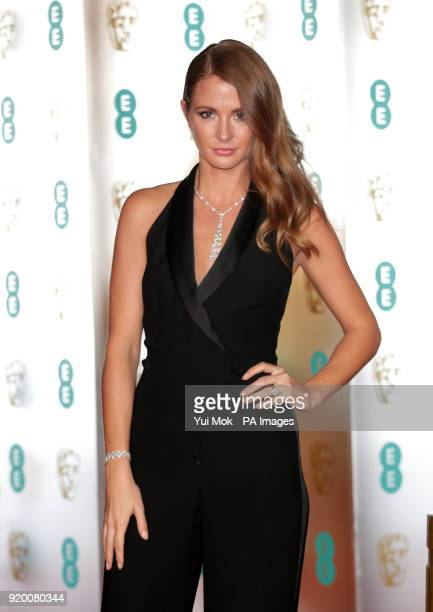 Millie Mackintosh attending the EE British Academy Film Awards After Party London