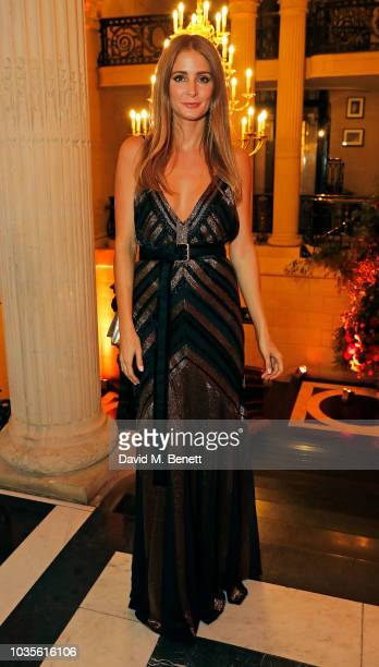Millie Mackintosh attends Red Magazine's 20th birthday party and launch of Red Smart Women Week at No 11 Carlton House Terrace on September 18 2018...