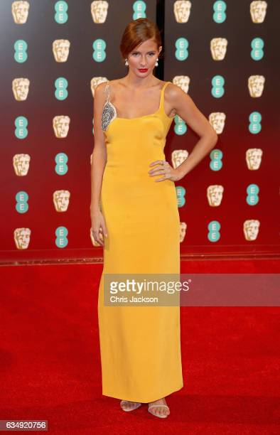 Millie Mackintosh attends the 70th EE British Academy Film Awards at Royal Albert Hall on February 12 2017 in London England