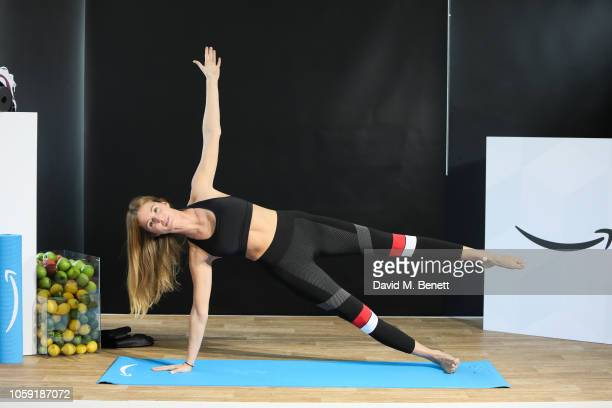6d6ca5da7 Millie Mackintosh attends the Amazon Fashion Pop Up Shop Live Yoga with Ella  Mills founder of