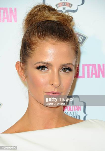 Millie Mackintosh attends the Cosmopolitan Ultimate Women of the Year Awards at One Mayfair on December 3 2014 in London England