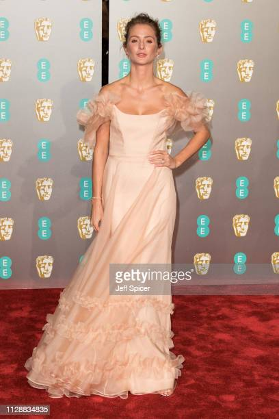 Millie Mackintosh attends the EE British Academy Film Awards at Royal Albert Hall on February 10 2019 in London England