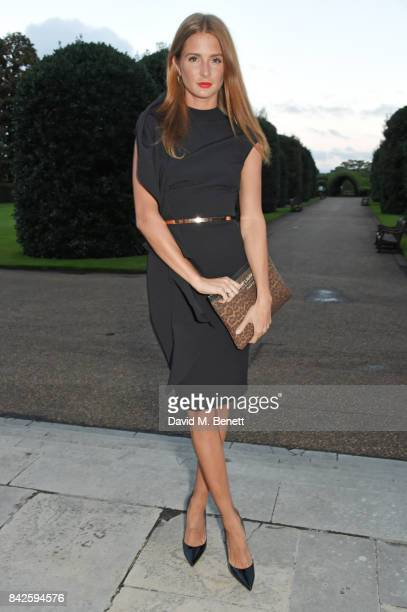 Millie Mackintosh attends the House of Fraser VIP dinner to relaunch Issa London at The Orangery on September 4 2017 in London England