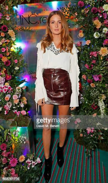 Millie Mackintosh attends the INCredible beauty brand launch on October 30 2017 in London England
