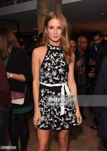Millie Mackintosh attends the launch of Leicester Square Kitchen a contemporary Mexican and Peruvian restaurant on May 5 2017 in London England