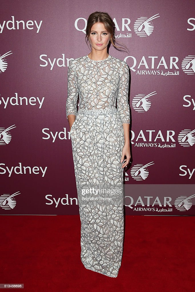 Qatar Airways Sydney Gala Dinner