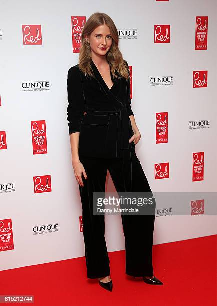 Millie Mackintosh attends the Red Women of the year awards at The Skylon on October 17 2016 in London England