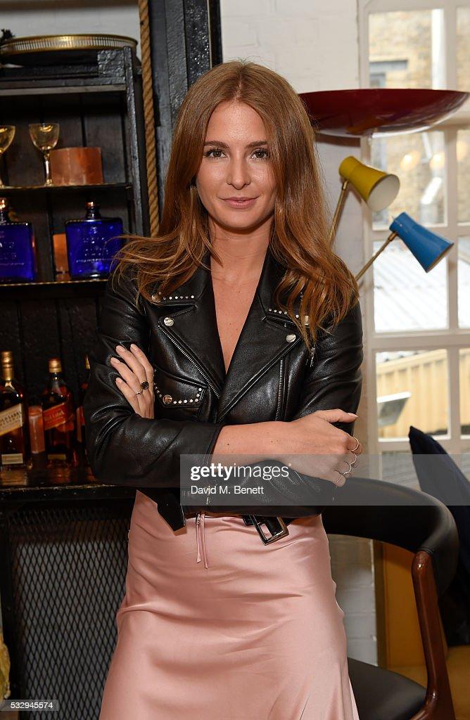 Zara Martin Celebrates World Whisky Day With #LoveScotch and Friends : News Photo