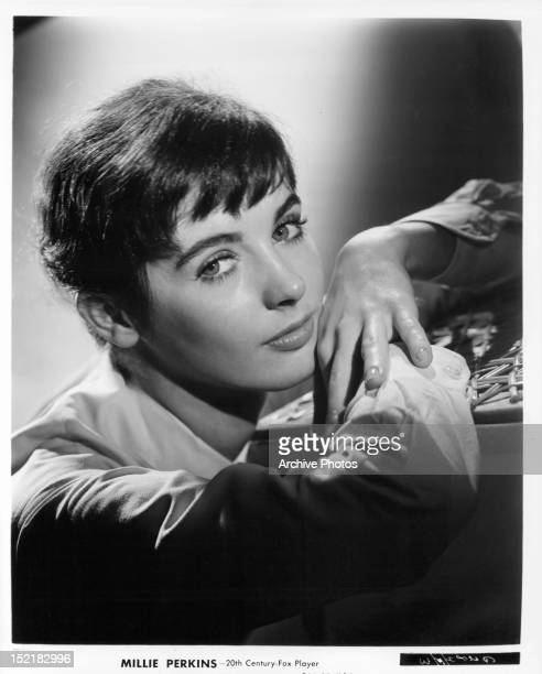Millie Perkins publicity portrait Circa 1959