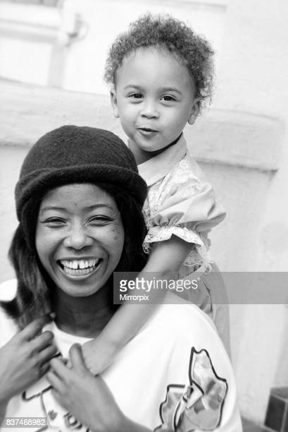 Millie Small July 1987 1980s