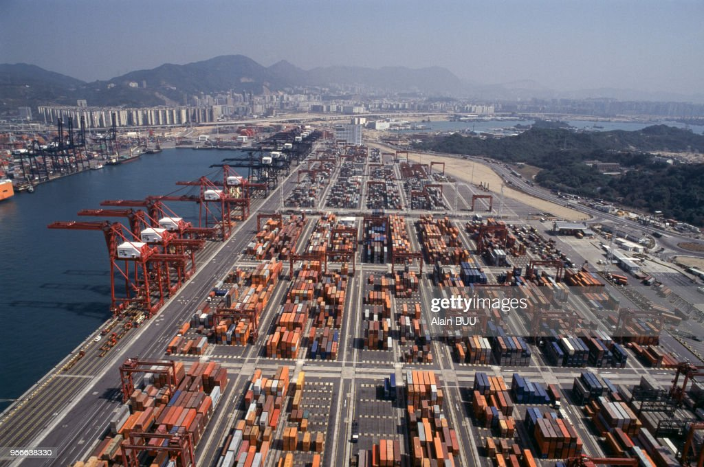 Port De Commerce De Hong Kong Pictures Getty Images