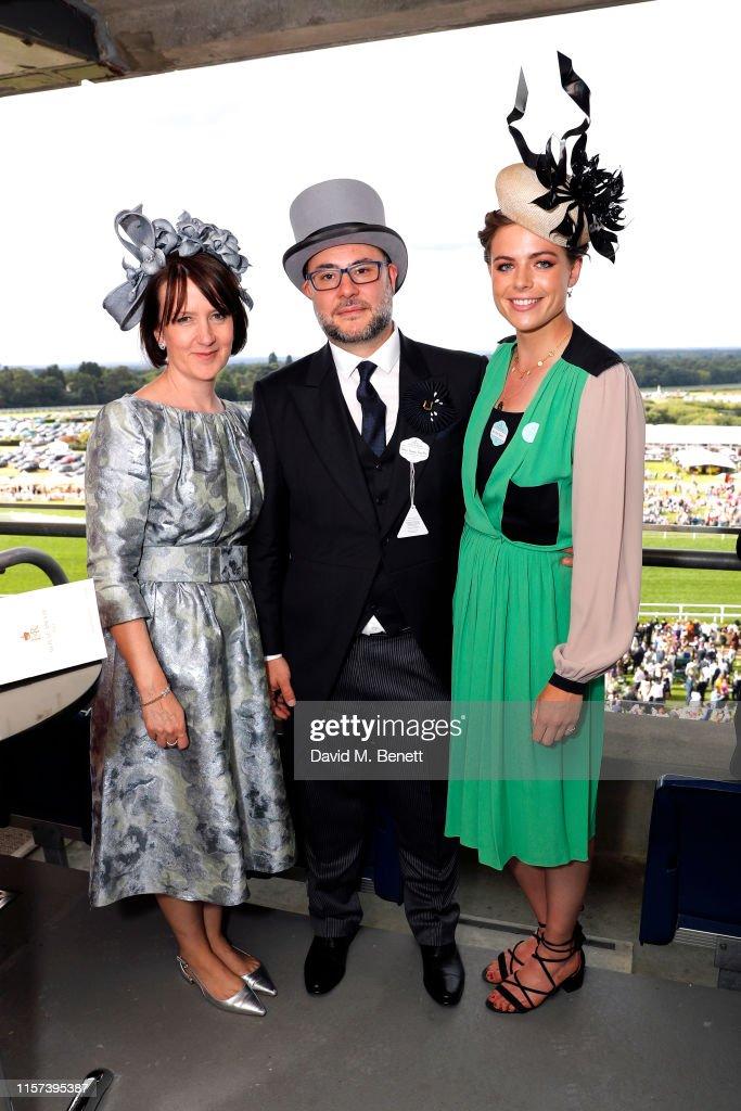 Longines At Royal Ascot : News Photo