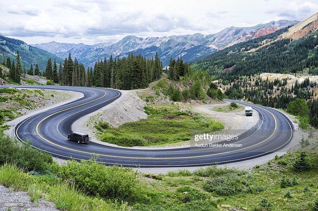 Million Dollar Highway : Stock Photo