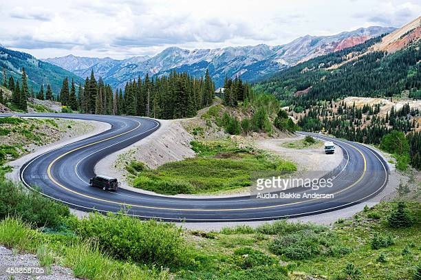 million dollar highway - million dollar highway stock photos and pictures