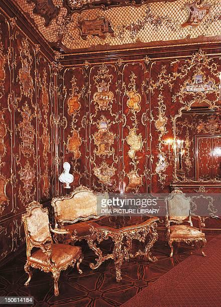Millions room Schonbrunn Castle Vienna Austria