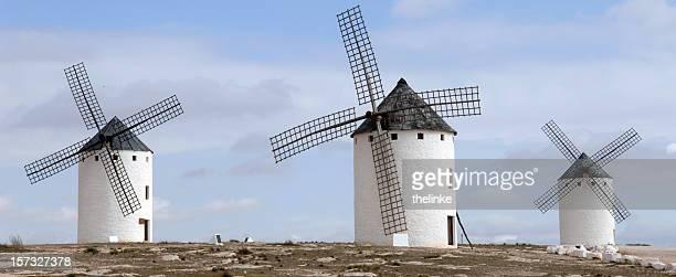 Mills of Campo de Criptana
