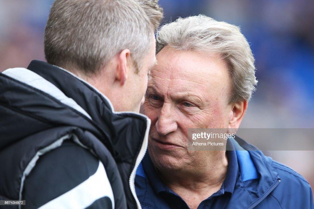 Cardiff City v Millwall - Sky Bet Championship : News Photo