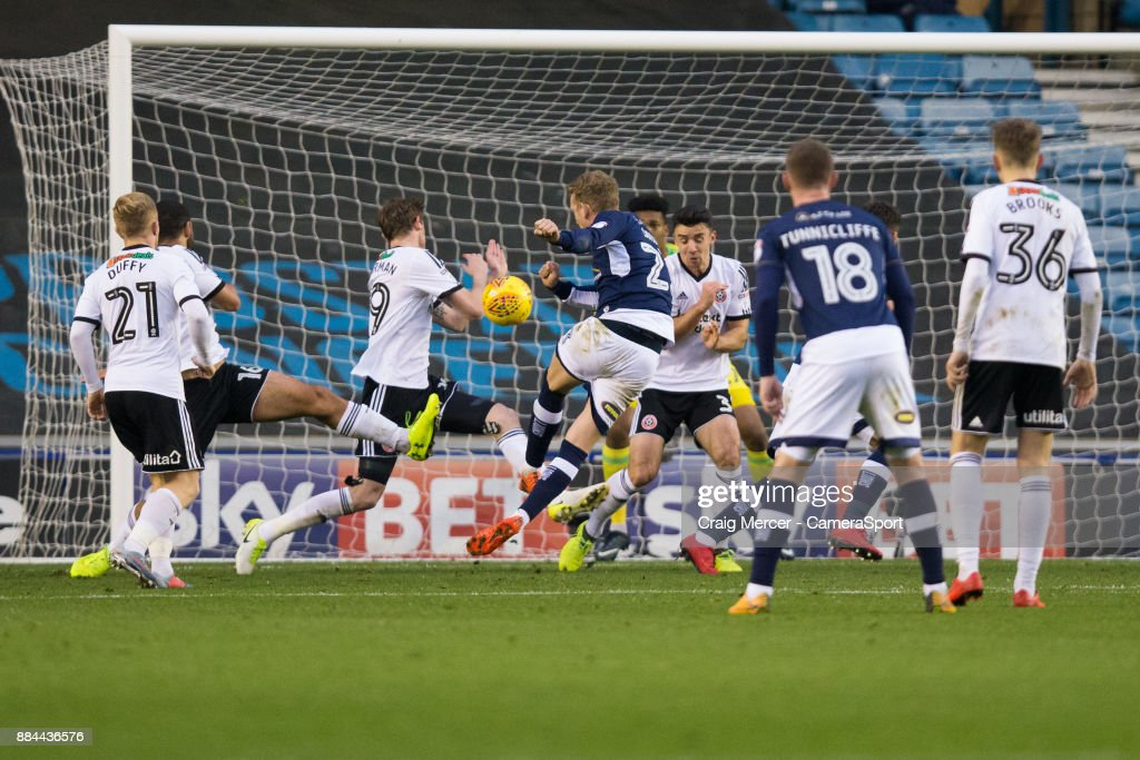 Millwall v Sheffield United - Sky Bet Championship