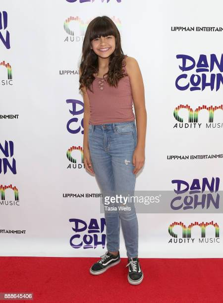 Milly Dmitrieff at Dani Cohn's Single Release Party for #FixYourHeart on December 8 2017 in Burbank California