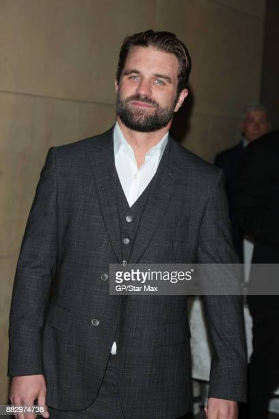 Milo Gibson is seen on November 29 2017 in Los Angeles CA