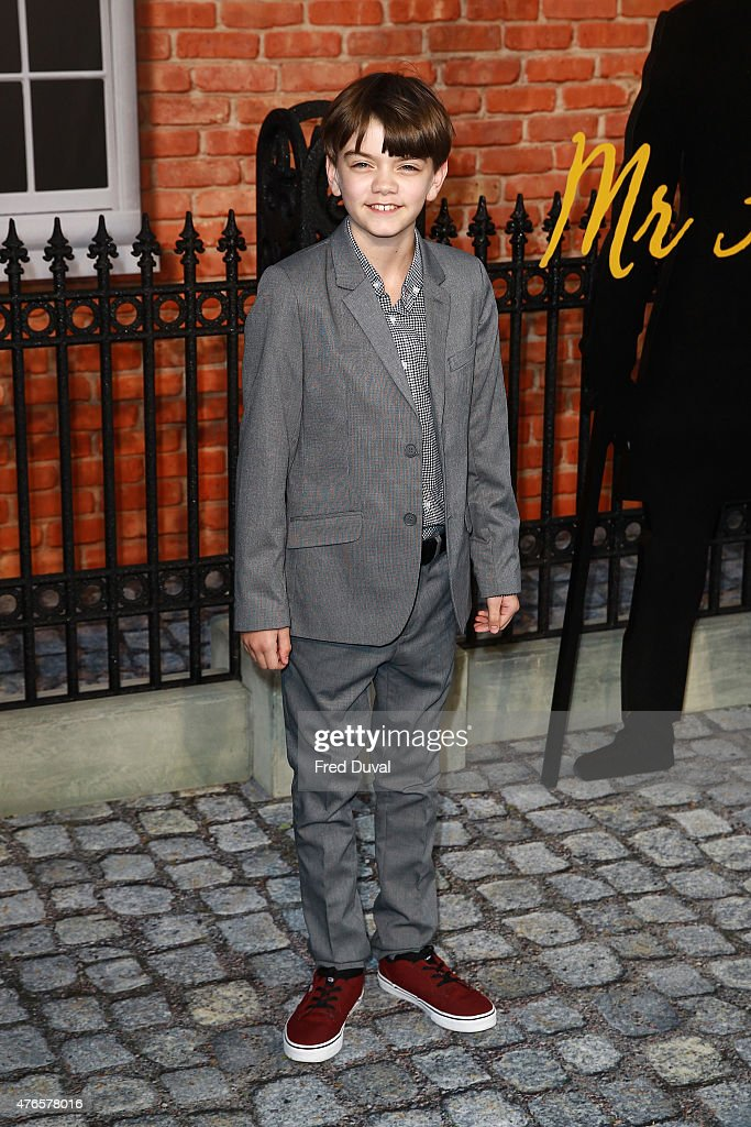 """""""Mr Holmes"""" - UK Premiere - Red Carpet Arrivals"""