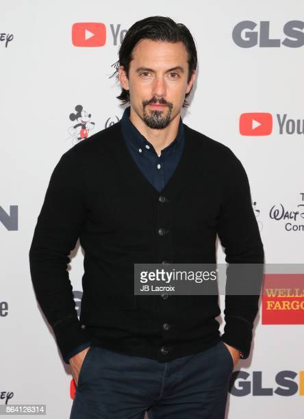 Milo Ventimiglia attends the 2017 GLSEN Respect Awards on October 20 2017 in Los Angeles California