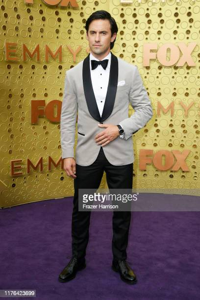 Milo Ventimiglia attends the 71st Emmy Awards at Microsoft Theater on September 22, 2019 in Los Angeles, California.