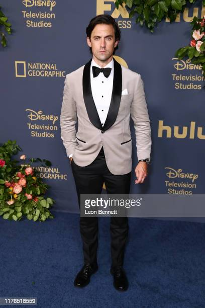Milo Ventimiglia attends Walt Disney Television Emmy Party on September 22, 2019 in Los Angeles, California.