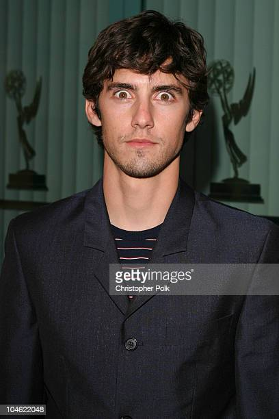 Milo Ventimiglia during ACADEMY OF TELEVISION ARTS SCIENCES presents Behind the Scenes of 'Gilmore Girls' at Leonard H Goldenson Theatre in North...