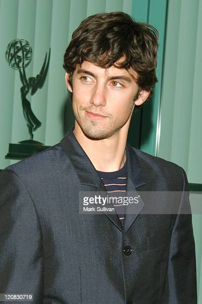 Milo Ventimiglia during Behind The Scenes Of The Gilmore Girls at The Academy Of Arts And Sciences Leonard H Goldenson Theater in North Hollywood...