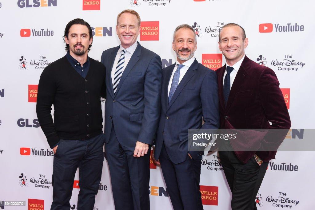 2017 GLSEN Respect Awards - Arrivals : News Photo