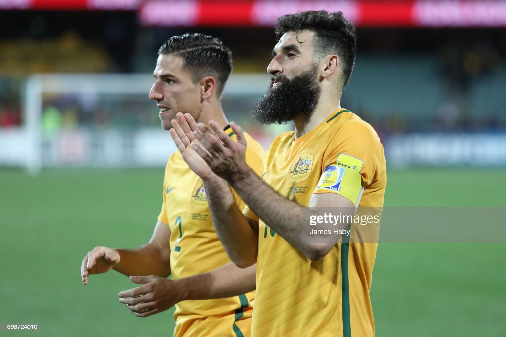 Australia v Saudi Arabia - 2018 FIFA World Cup Qualifier
