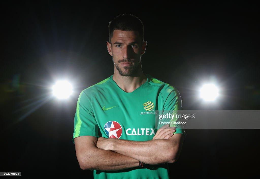 Australian Socceroos Media Opportunity & Training Session