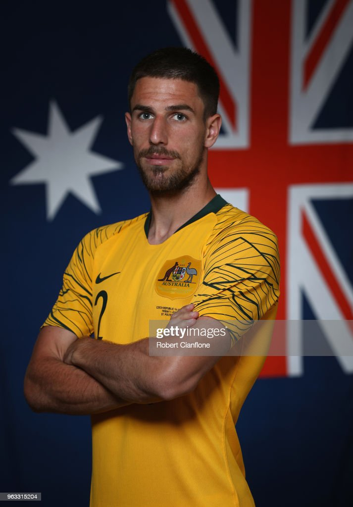 Australian Socceroos Portrait Session