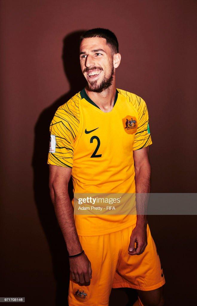 Australia Portraits - 2018 FIFA World Cup Russia
