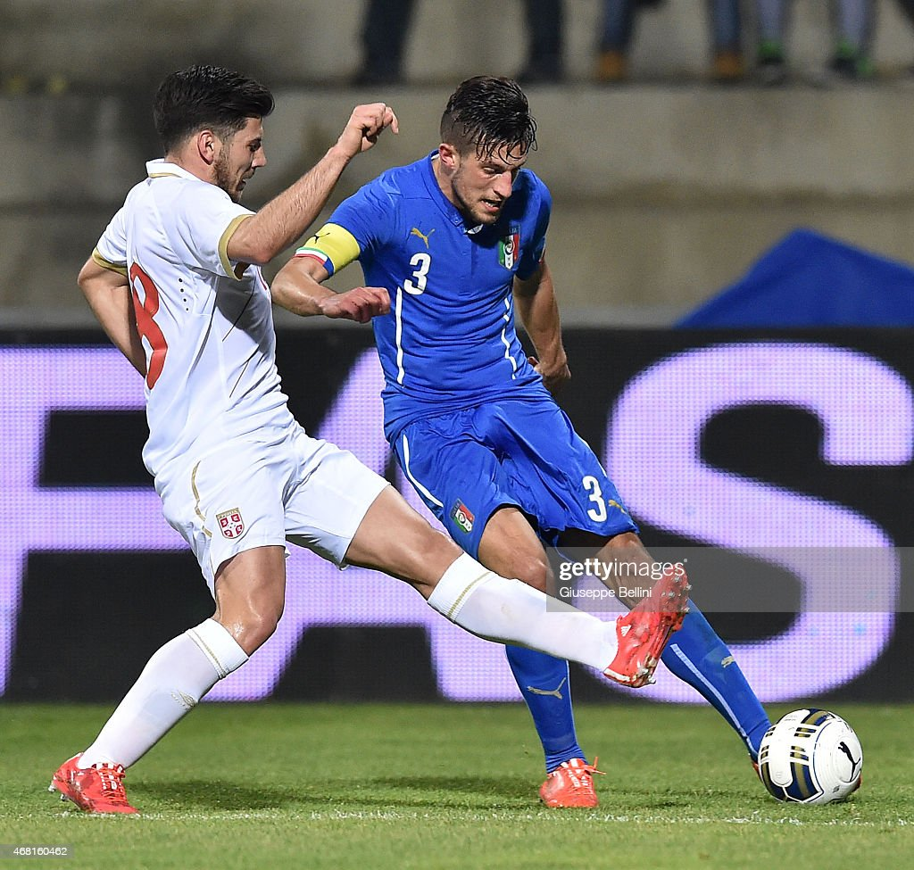 Italy U21 v Serbia U21 - International Friendly : News Photo