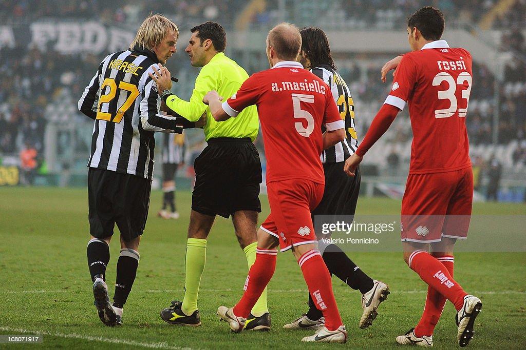 Juventus FC v AS Bari - Serie A