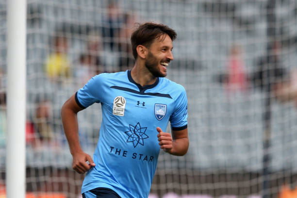 AUS: A-League Rd 20 - Central Coast v Sydney