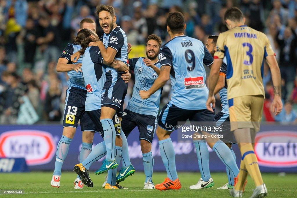 A-League Rd 7 - Sydney v Newcastle