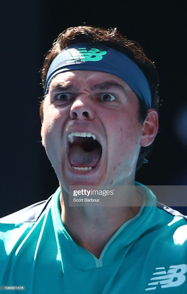 2019 Australian Open - Day 8 : News Photo