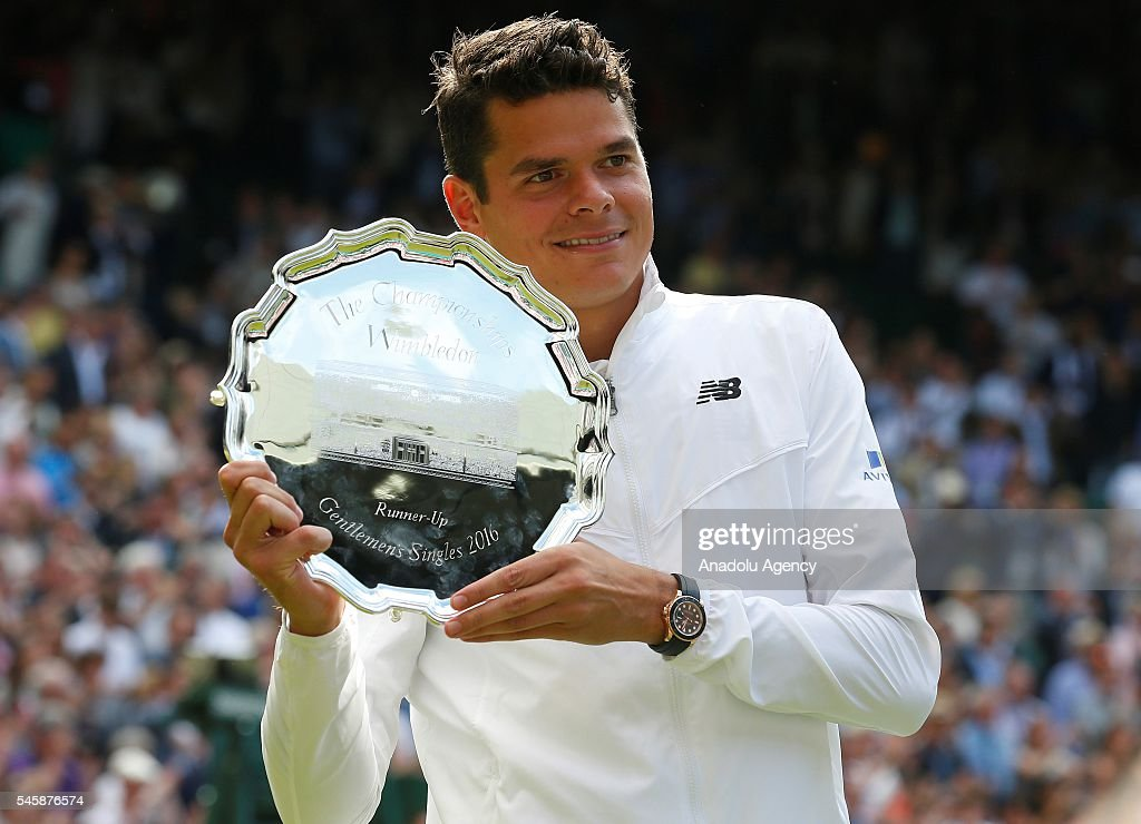 Wimbledon Championships 2016 : News Photo