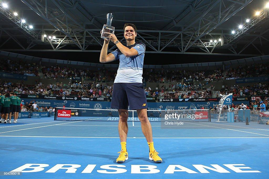 2016 Brisbane International - Day 8