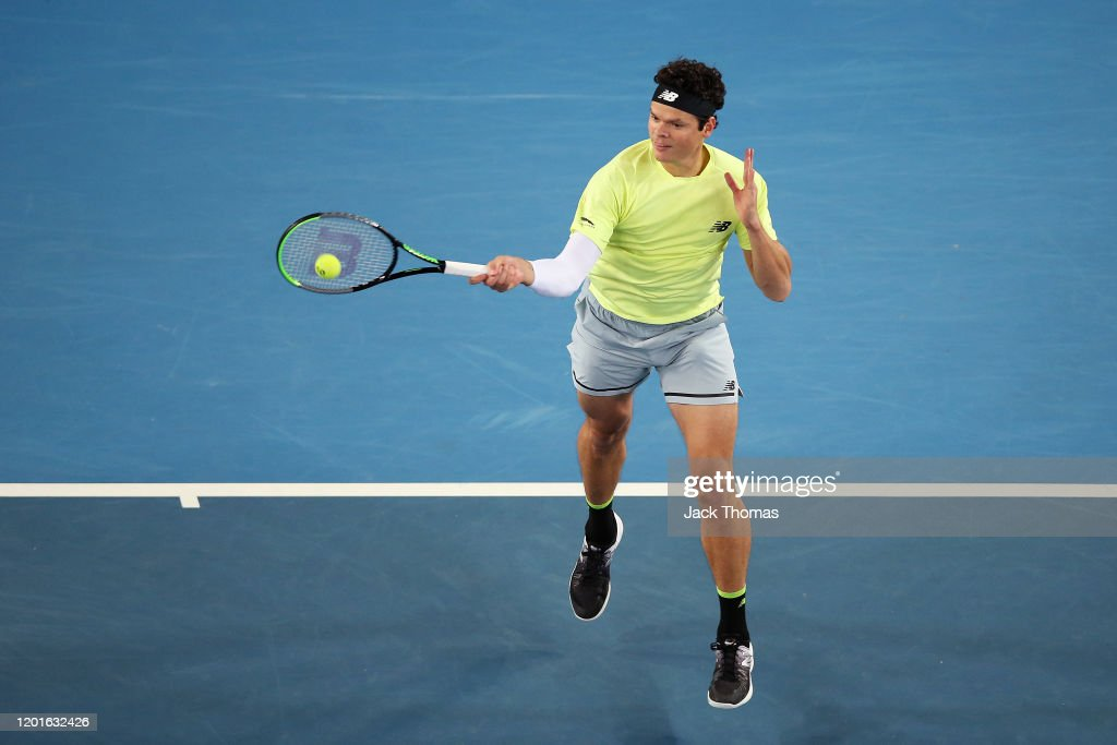 2020 Australian Open - Day 5 : News Photo