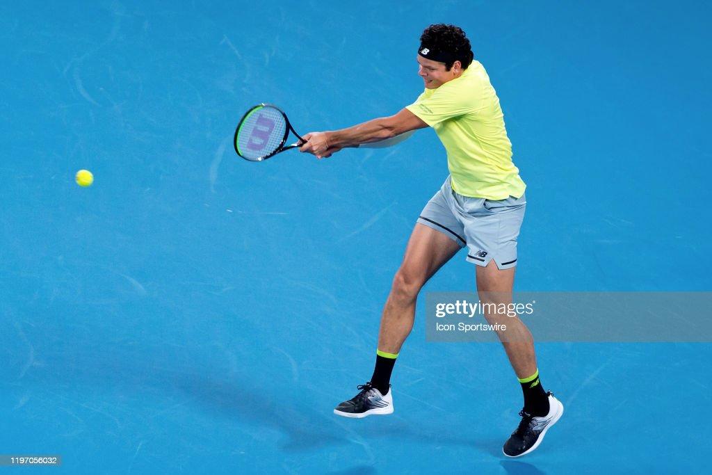 TENNIS: JAN 28 Australian Open : News Photo