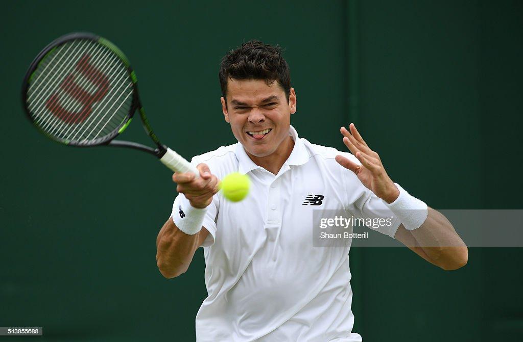 Day Four: The Championships - Wimbledon 2016 : News Photo
