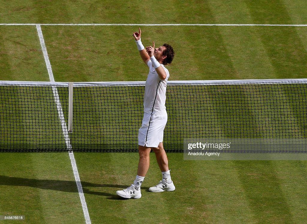 Wimbledon Championships 2016 : News Photo