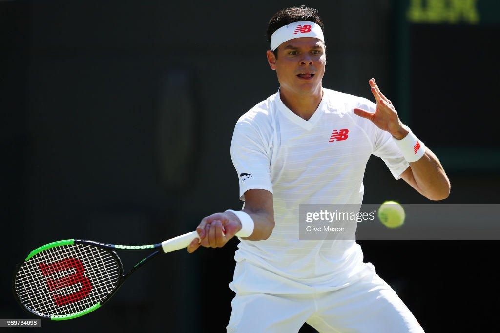 Day One: The Championships - Wimbledon 2018 : News Photo