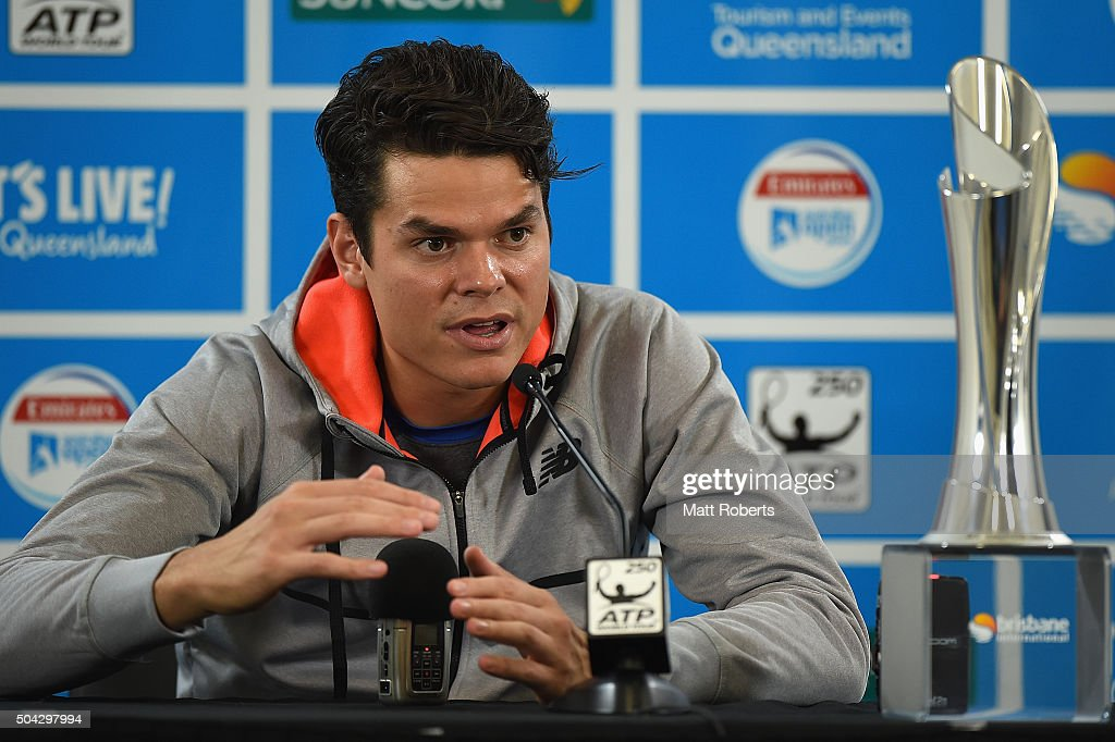 2016 Brisbane International - Day 8 : News Photo