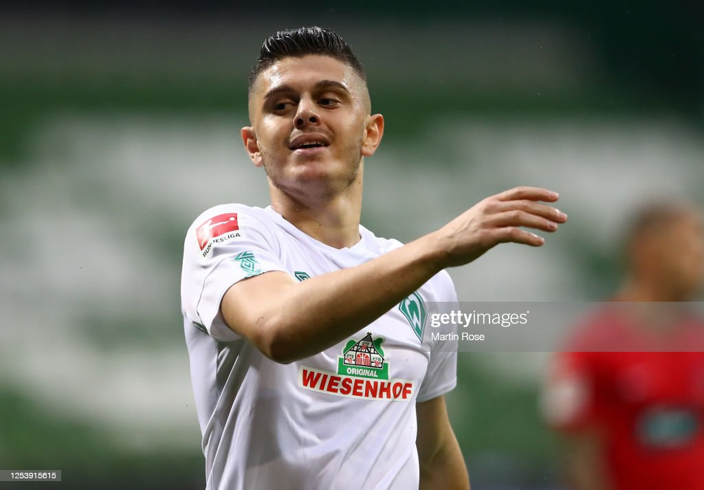 Werder Bremen v 1. FC Heidenheim - Bundesliga Playoff Leg One : News Photo